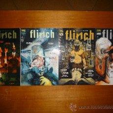 Cómics: MAGNÍFICO LOTE DE 4 COMICS DE TERROR:FLINCH, Nº2,3,4,5.. Lote 12291656