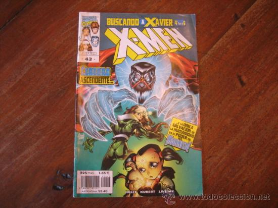 X-MEN Nº43 BUSCANDO A XAVIER 4ª PARTE DE 6 (Tebeos y Comics - Forum - X-Men)