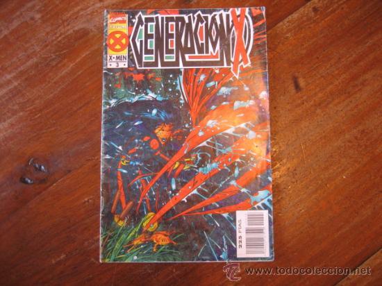 GENERACION X Nº3 (Tebeos y Comics - Forum - Otros Forum)