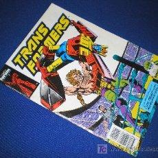 Cómics: TRANSFORMERS Nº 54 - BIMESTRAL 64 PÁGINAS - FORUM 1990. Lote 75587183