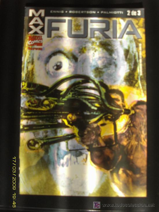 FURIA Nº 2 DE 3 (Tebeos y Comics - Forum - Furia)