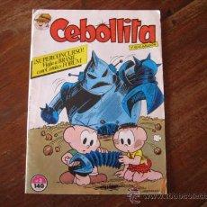 Cómics: CEBOLLITA Nº3. Lote 12480281