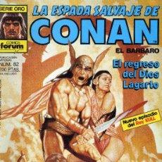 Cómics: CONAN Nº82 (PLANETA,1987). Lote 12497413