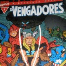 Cómics: LOS VENGADORES , BIBLIOTECA MARVEL Nº 2. Lote 25156341