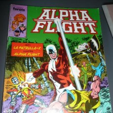 Cómics: ALPHA FLIGHT Nº 13 COMICS FORUM. Lote 24343923