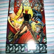 Cómics: CROSSOVER X MEN WILDCATS SILVER AGE, 48 PAGINAS COMICS FORUM. Lote 26460536