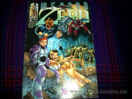 WEAPON ZERO Nº 2 (Tebeos y Comics - Forum - Otros Forum)