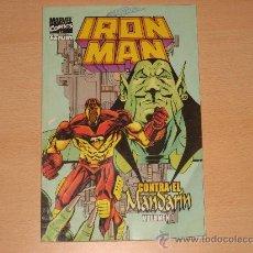 Cómics: IRON MAN CONTRA EL MANDARIN - VOL.1. Lote 27143994