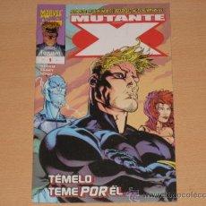 Cómics: MUTANTE-X Nº1. Lote 25669030