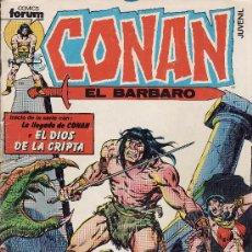 Cómics: CONAN EL BÁRBARO -- Nº 1 -- CONTIENE EL POSTER. Lote 13043661