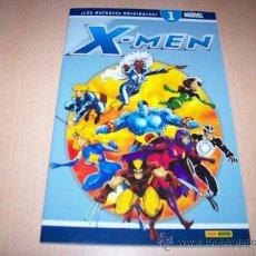 Cómics: X-MEN - Nº1 - COLECCIONABLE KIOSKO. Lote 25732252