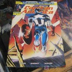 Cómics: HEROES RETURN CAPITAN AMERICA 1. Lote 13227428