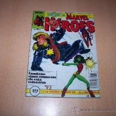 Cómics: MARVEL HEROES - RETAPADO NºS 16 AL 20 - LONGSHOT. Lote 25919041