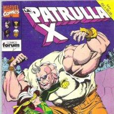 Cómics: LA PATRULLA X- EN PODER DEL REY SOMBRA ** Nº 117 1992. Lote 13372650
