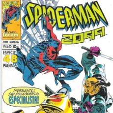 Cómics: SPIDERMAN 2009 - NO ESCAPARAS AL ESPECIALISTA ** Nº4 DE 12 SERIE LIMITADA NUMERO ESPECIAL. Lote 13468805