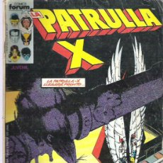Cómics: LA PATRULLA X - EL ANGEL CAIDO ***Nº23 1986. Lote 13468922