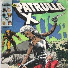 Cómics: LA PATRULLA X - CRISOL ***Nº 66 1988. Lote 13468959