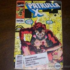 Cómics: PATRULLA-X - RETAPADO - NºS 101 AL 105. Lote 26312453