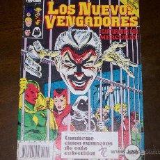 Cómics: LOS NUEVOS VENGADORES - RETAPADO - NºS 31 AL 35. Lote 26312458