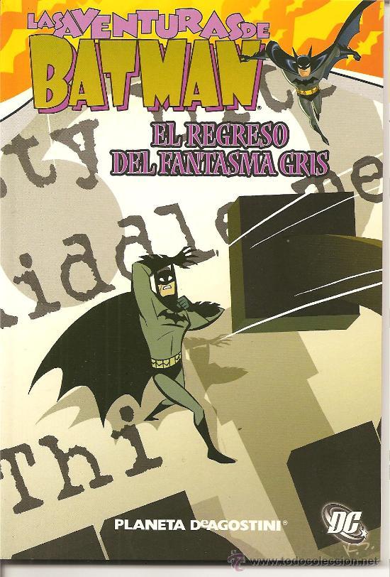 LAS AVENTURAS DE BATMAN Nº 3 (Tebeos y Comics - Forum - Otros Forum)