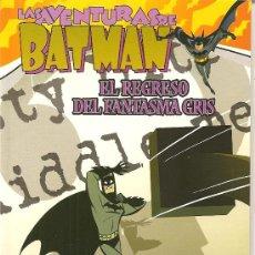 Cómics: LAS AVENTURAS DE BATMAN Nº 3. Lote 16993397