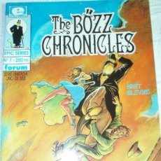 Cómics: EPIC SERIES Nº 7 : THE BOZZ CHRONICLES . Lote 13432266