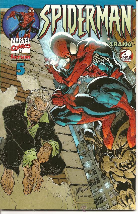 SPIDERMAN EL HOMBRE ARAÑA Nº 5 (Tebeos y Comics - Forum - Spiderman)