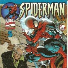 Cómics: SPIDERMAN EL HOMBRE ARAÑA Nº 5. Lote 25842291