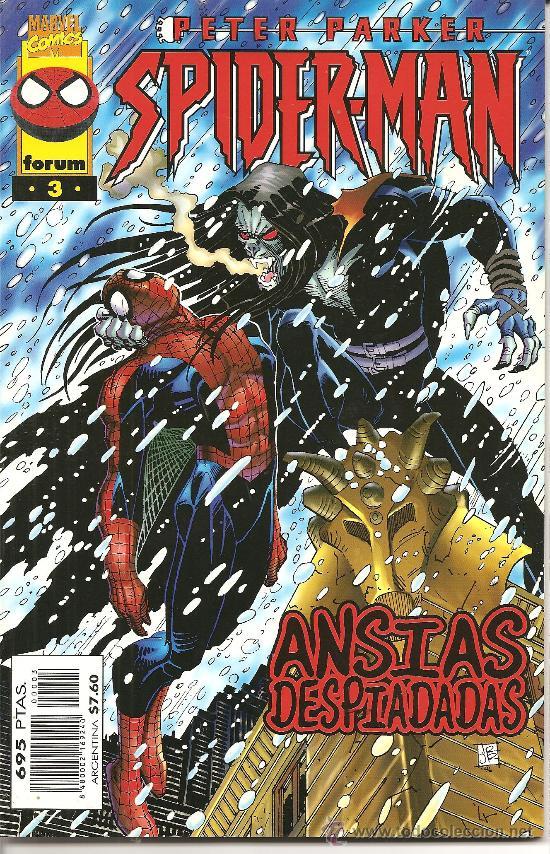 PETER PARKER SPIDERMAN Nº 3 (Tebeos y Comics - Forum - Spiderman)