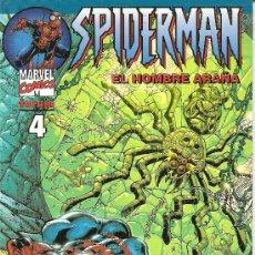 Cómics: SPIDERMAN EL HOMBRE ARAÑA Nº 4. Lote 25842293