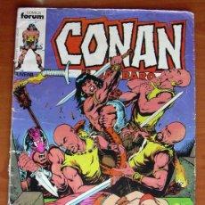 Cómics: CONAN EL BARBARO Nº 66 - EDICIONES FORUM 1983. Lote 13764087