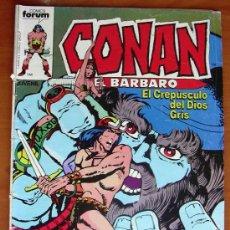 Cómics: CONAN EL BARBARO Nº 68 - EDICIONES FORUM 1983. Lote 13764104