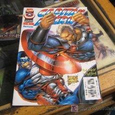 Cómics: CAPITAN AMERICA CENTINELA DE LA LIBERTAD Nº 4.CAJA 1.. Lote 13895161