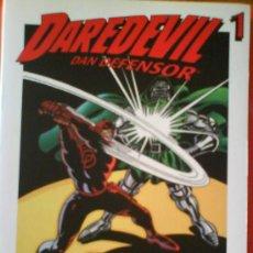 Cómics: DAREDEVIL DAN DEFENSOR Nº1 : GRANDES HEROES DEL COMIC BIBLIOTECA EL MUNDO Nº 26. Lote 19511920