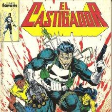 Cómics: EL CASTIGADOR TOMO CON LOS NºS DEL 16 AL 20. Lote 19614209