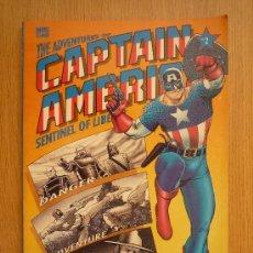 Cómics: CPTAIN AMERICA, NUM. 2, 1991 EN INGLES. Lote 14308310