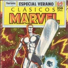 Cómics: ESTELA PLATEADA POR STAN LEE Y JOHN BYRNE. CLASICOS MARVEL ESPECIAL VERANO 1989. Lote 148173329
