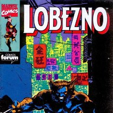 Cómics: LOBEZNO VOLUMEN 1 Nº 24 FORUM. Lote 26618028