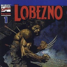 Cómics: LOBEZNO VOLUMEN 3 Nº 1 - 2 - 3 - 4 - 5 - 6 - 7 - 8 - 9 - 10 - 11 - 12 - 13 FORUM. Lote 26381606