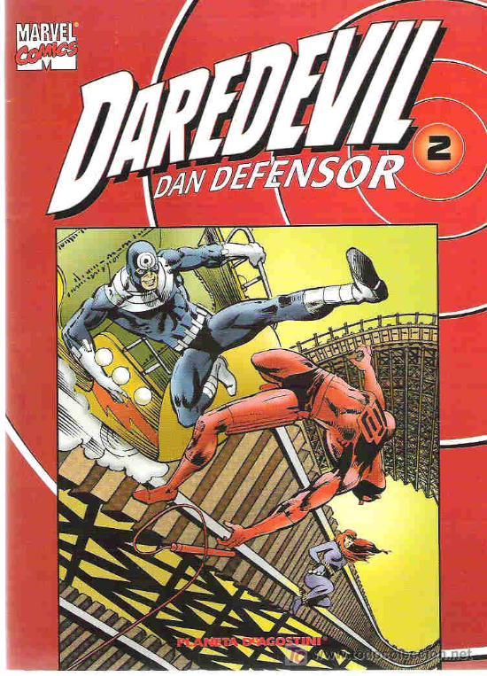 DAREDEVIL - DAN DEFENSOR *** Nº2 ** MARVEL 2003 (Tebeos y Comics - Forum - Daredevil)