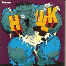 Cómics: HULK ZONA NUCLEAR OBRAS MAESTRAS Nº 7 TOMO 182 PAGINAS. Lote 26526610
