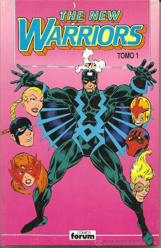 THE NEW WARRIORS TOMO 1 TAPA DURA (Tebeos y Comics - Forum - Otros Forum)
