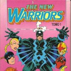 Cómics: THE NEW WARRIORS TOMO 1 TAPA DURA. Lote 23645979