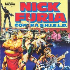 Comics : NICK FURIA CONTRA SHIELD - 1ª EDICION FORUM - NUMERO 6 - SERIE LIMITADA DE 9. Lote 14873724