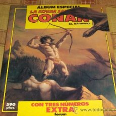 Comics: FORUM. RETAPADO Nº 14 LA ESPADA SALVAJE DE CONAN CON NºS 83-84-85. 590 PTS. MBE.. Lote 14931239