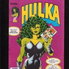 Fumetti: HULKA Nº 1 /DIBUJO: JOHN BYRNE - EDITA : FORUM. Lote 15048372