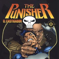 Cómics: THE PUNISHER EL CASTIGADOR COLECCIONABLE FORUM Nº 8. Lote 26460006