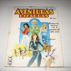 Cómics: AVENTURAS BIZARRAS - RETAPADO - NºS 1 AL 3. Lote 26057727