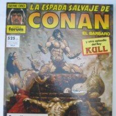 Cómics: RETAPADO ESPADA SALVAJE DE CONAN Nº 8 - FORUM. Lote 34179588