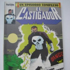 Cómics: EL CASTIGADOR Nº 6-7-8-9-10 EN UN TOMO RETAPADO - FORUM OFERTA. Lote 114914654